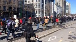 Manifestation: les politiques d'austérité