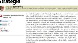Conseil de presse: Michel Beaudry a tenu des propos «indignes de la profession
