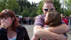 Le tireur d'une école secondaire dans l'Oregon avait pris des armes chez