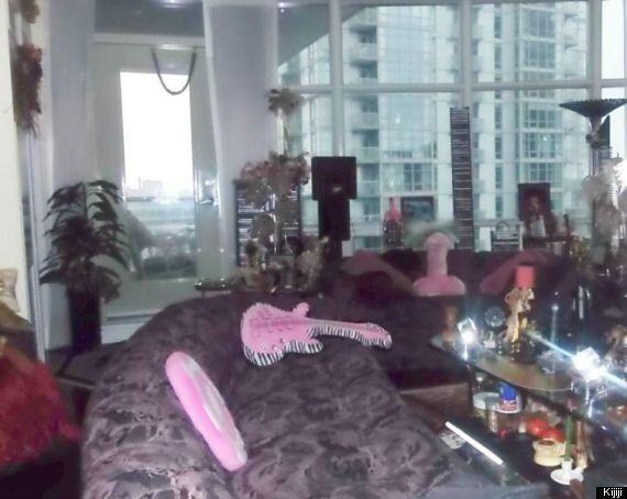 Voici probablement l'appartement le plus bizarre de Toronto