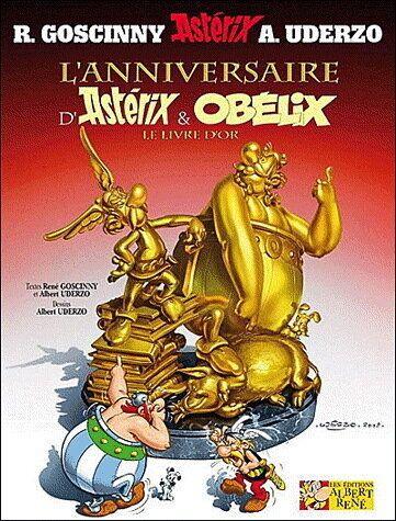 La loi des seigneurs: Astérix dans l'eau
