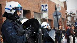 Légère baisse du nombre de plaintes contre les policiers au
