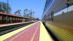 Des espaces silencieux dans les trains de
