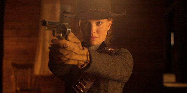 Les premières images du western avec Natalie Portman, «Jane Got A Gun»