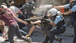Les manifestants devront respecter le code de la sécurité