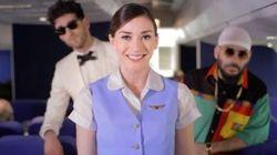 Chromeo vous dit les règles à suivre dans un avion