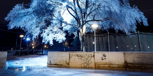 «Iced»: de superbes clichés de la tempête de verglas