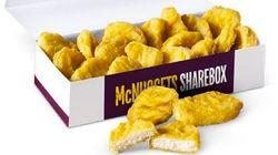 McDonald's à nouveau sur la sellette avec des McCroquettes contenant du plastique au
