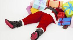 On a arrêté le Père Noël