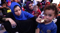 Irak: les jihadistes s'imposent à Mossoul, exode de la population