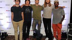 Maroon 5 sera en spectacle au Mondial Loto-Québec de Laval