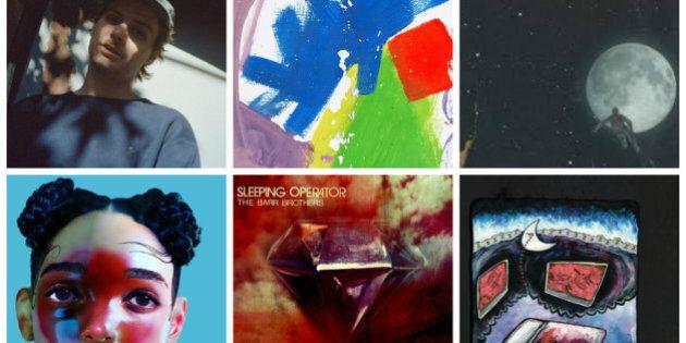 Les 20 meilleurs albums de 2014