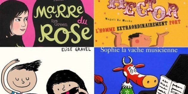 Dix livres jeunesse non sexistes à offrir pour