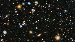 Les couleurs de notre univers immortalisées par la NASA