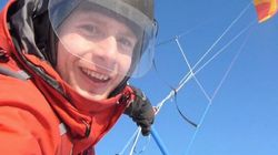 Antarctique en solitaire : défi réussi pour l'aventurier Frédéric Dion