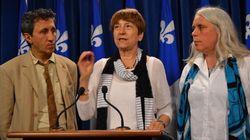 Manon Massé: la «guerrière de la paix» fait son entrée à l'Assemblée