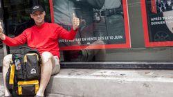 Les pics anti-itinérants sont retirés au Archambault du centre-ville de Montréal