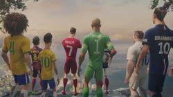 Ronaldo, Zlatan, Iniesta dans un court-métrage viral de Nike