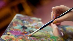 Lente reprise économique dans le marché de l'art au