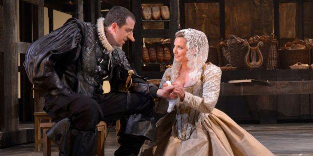 «Cyrano de Bergerac» au Théâtre du Nouveau Monde: grandiose!