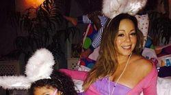 Sur Instagram, Miley Cyrus, Mariah Carey et Diddy se mettent en scène pour Pâques