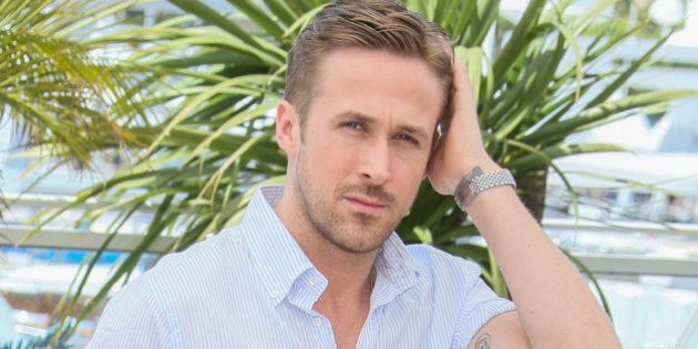 CANNES, FRANCE - MAY 20: Director Ryan Gosling attends the 'Lost River' photocall at the 67th Annual...