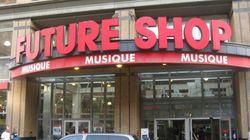 Future Shop ferme tous ses magasins au