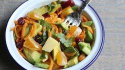 Ces recettes de salades d'hiver vont vous changer des