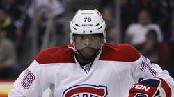 Couverture de NHL 15: P.K. Subban passe en