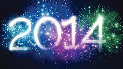 L'année 2014: mon top