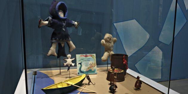Musée McCord : naviguez avec vos enfants sur «L'île aux jouets»
