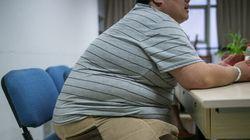 L'obésité pourrait abréger la vie de huit