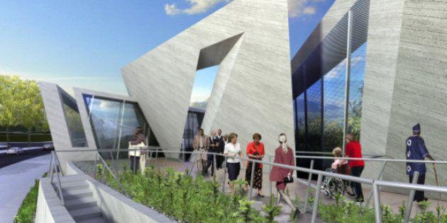 L'architecture du Monument national de l'Holocauste du Canada dévoilée
