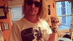 Le t-shirt «Inception» de Macaulay Culkin