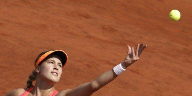 Eugenie Bouchard, de nouveau nommée la joueuse de l'année selon Tennis