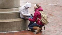 Des mannequins sans visage pour les jeunes sans-abri