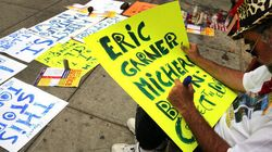 Mort d'Éric Garner: aucune accusation contre le