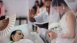 En phase terminale, il se marie 10 heures avant de mourir