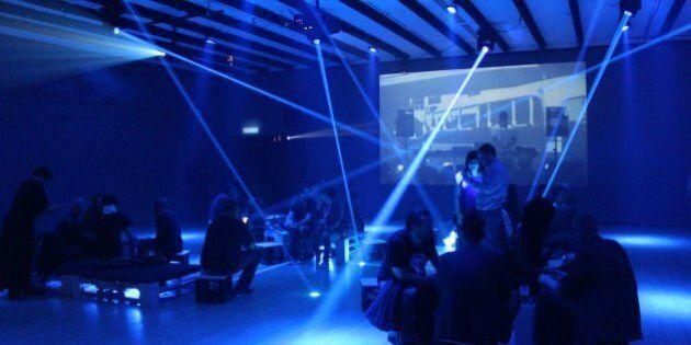 Une nuit (électronique) au musée à Mutek