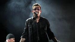 U2 à Montréal en juin