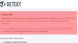 Detekt: un nouveau logiciel dans le jeu du chat et de la souris contre Big