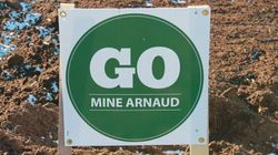 Mine Arnaud, la pomme de discorde des