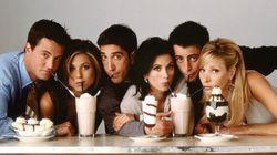 Le scénario du premier épisode de «Friends» recèle quelques