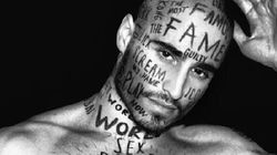 Il veut devenir l'homme le plus célèbre sur Terre... avec ses tatouages