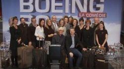 La pièce «Boeing Boeing» à Drummondville à l'été 2015