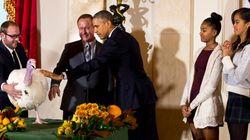 Barack Obama, la dinde et la grâce