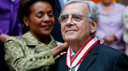 Bernard Pivot, président d'honneur du Salon du livre de