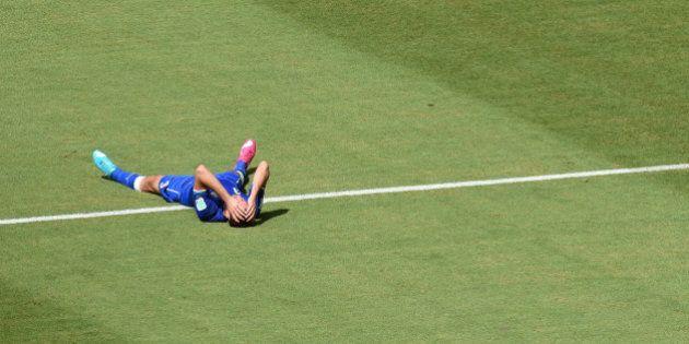 Mondial 2014: le Costa Rica surprend l'Italie