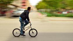 Les cyclistes veulent une zone de