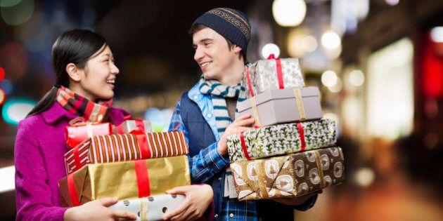 La musique influence-t-elle vos achats des fêtes? Oui selon la